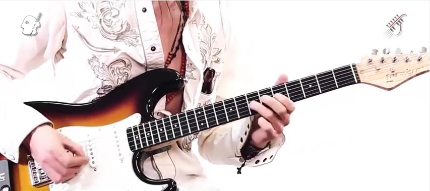Domina los acordes en la guitarra