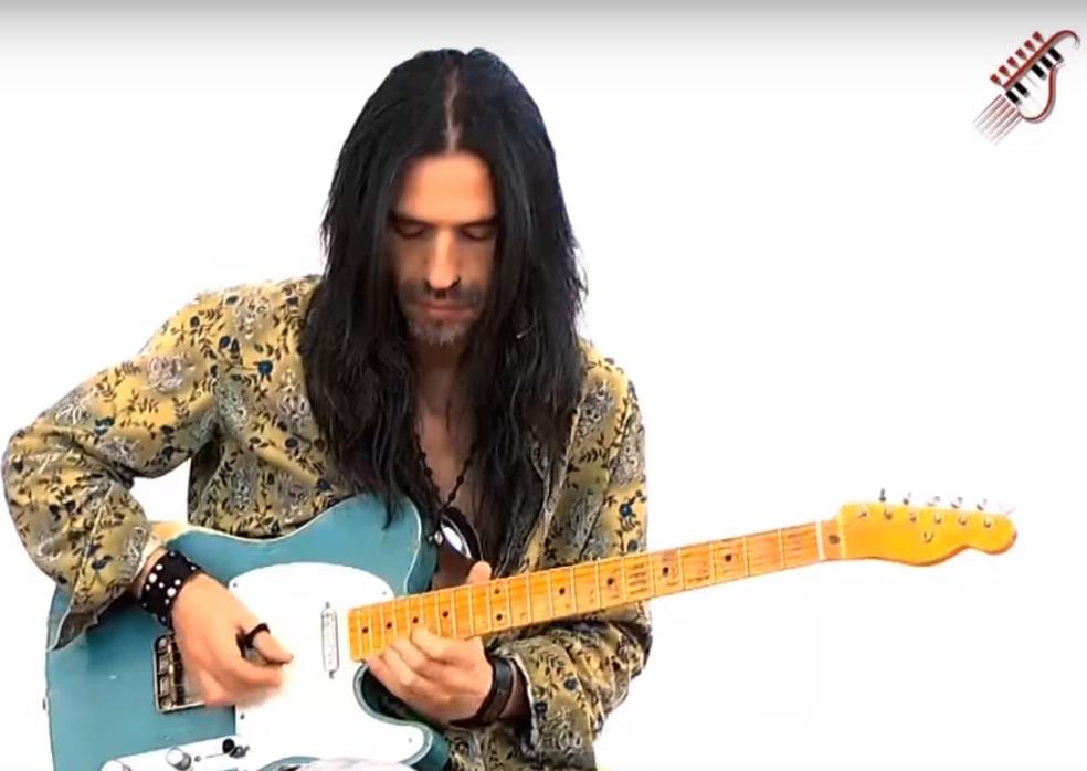 aprende slide en la guitarra