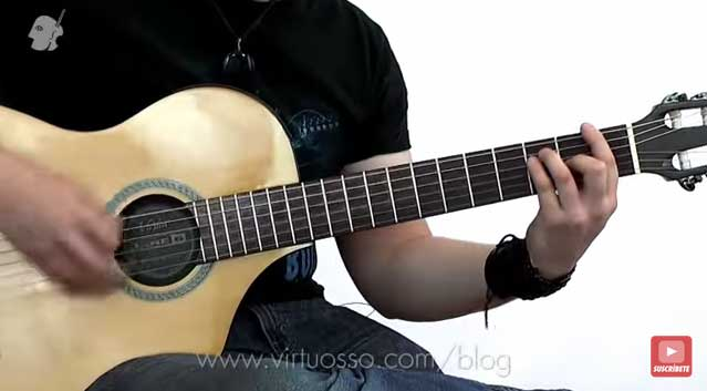 tips para improvisar en la guitarra
