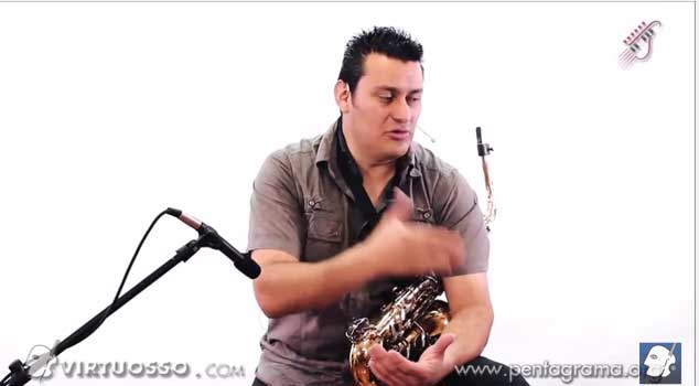 tutorial de saxofon