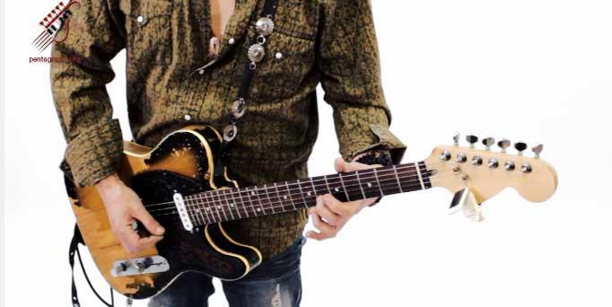 Ejercicios de guitarra en varias cuerdas