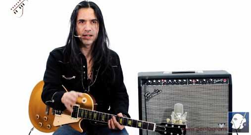 Estilos de blues en la guitarra