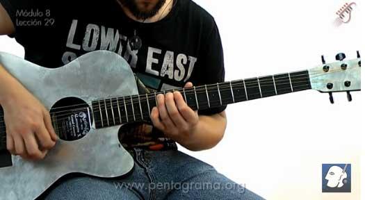 Clases de guitarra - Como tocar Country