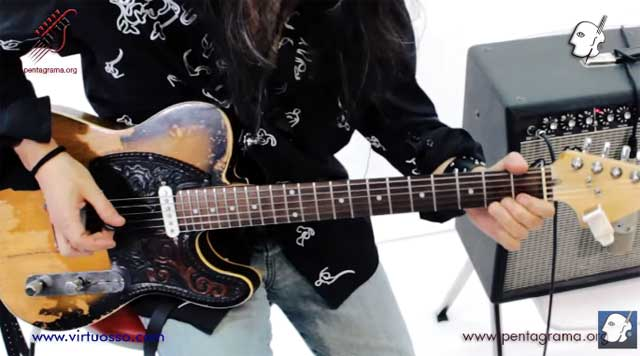 Estilos de guitarra. Como tocar al estilo Jimi Hendrix