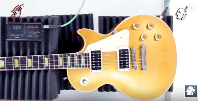 como ajustar la guitarra electrica