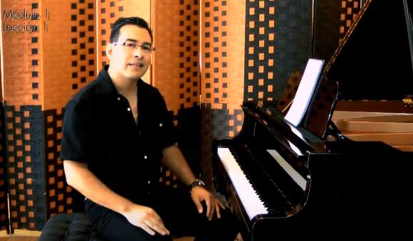 curso de piano