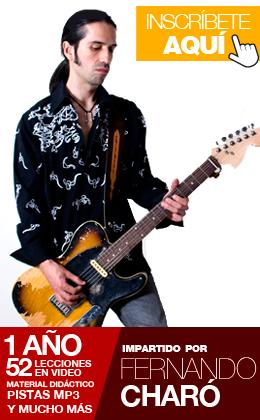 Curso-de-guitarra-electrica