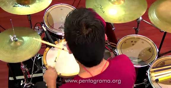 aprende a tocar timos en la bateria