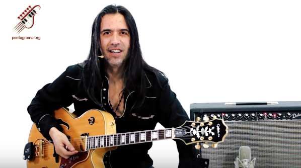 Como tocar Rockabilly, Country, Western, Curso de guitarra online