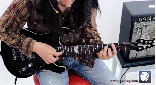 Como tocar escalas pentatonicas