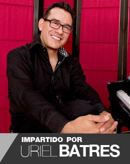 Piano Jazz Maestro Uriel Batres