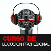 CURSO DE LOCUCIÓN PROFESIONAL