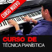 curso de tecnica pianistica